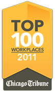AIT named Top 100 Chicago Workplace