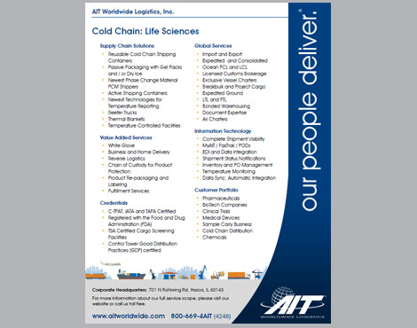 Cold Chain Life Sciences