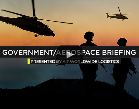 Government/Aerospace Briefing: Logistics of military drawdown requires tactical precision