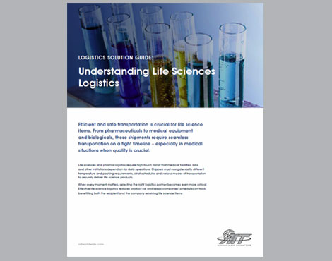 Understanding Life Sciences Logistics