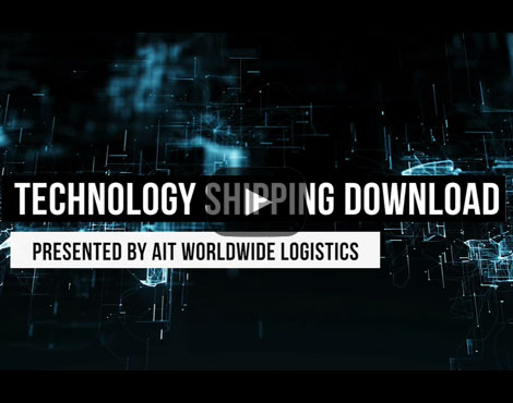 Technology Shipping Download: Robust demand for high-tech shipping reveals COVID-19's sticky influence