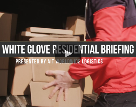 White Glove Residential Briefing: Greater opportunities expected for B2B white glove delivery in 2021